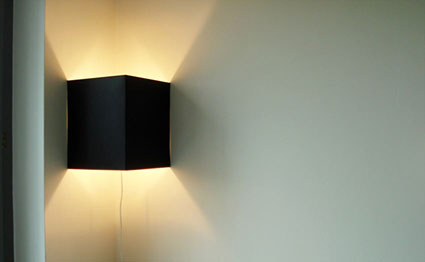 Eckleuchte innen lichthaus halle ffnungszeiten for Ecklampe innen
